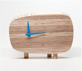 small leg rectangle good times clock