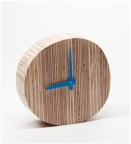 small round good times clock